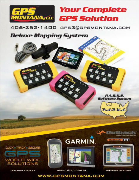 MAP Software and GPS Spray Tracking Systems- Welcome